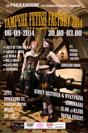 TAFF 2014